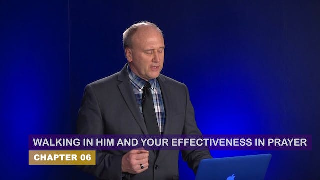 Praying From The Heavenly Realms - Session 6 - Kevin Zadai