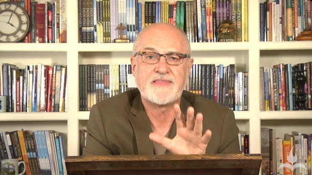Powerful Prophetic Intercession - Israel: God's Prophetic Calendar - James Goll