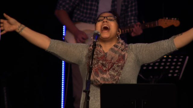 Catch The Fire Worship with Joel Brow...