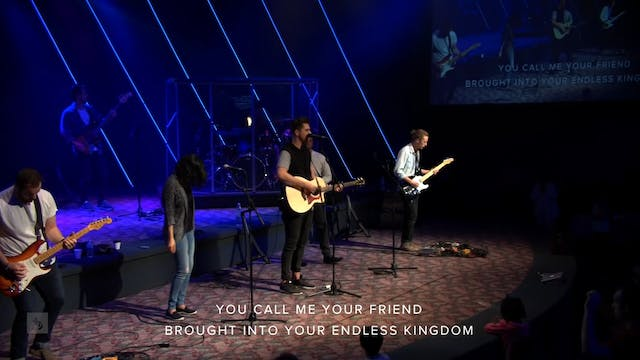 Catch The Fire Worship with Kendrian ...