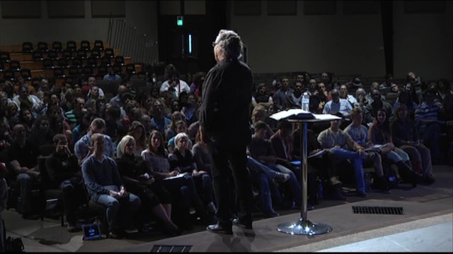 Hosting the Presence - Session 3 - Bill Johnson
