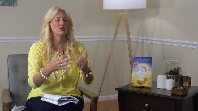Releasing Heaven Masterclass - Session 4 - Open Heaven Manifestations