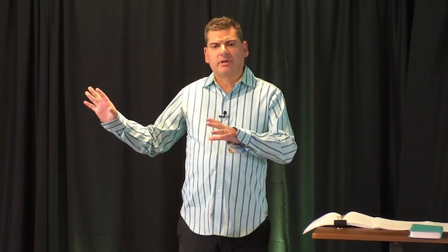 Accelerated Healing - Session 18 - John Proodian