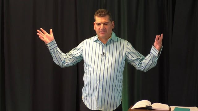 Accelerated Healing - Session 26 - John Proodian