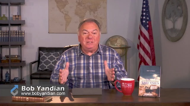 Episode 301-Our Glorification-Part 1-Bob Yandian Ministries-Student of the Word