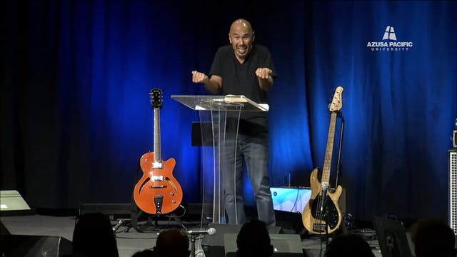 Francis Chan - Maturing Properly In T...