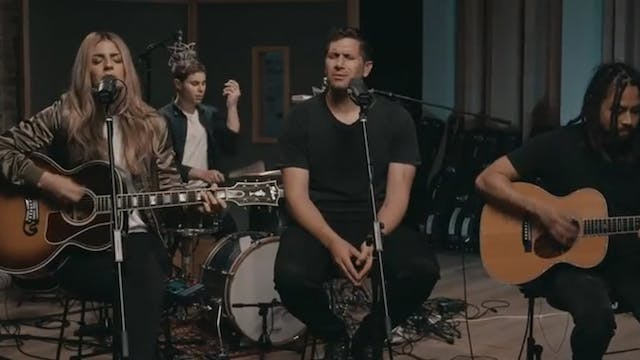The Passion (Acoustic) - Hillsong