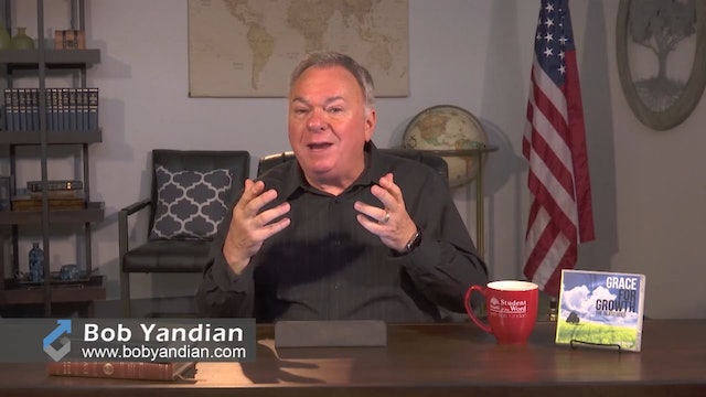 Episode 321-Grace and Good Works-Part 3-Bob Yandian Ministries-Student of the Word