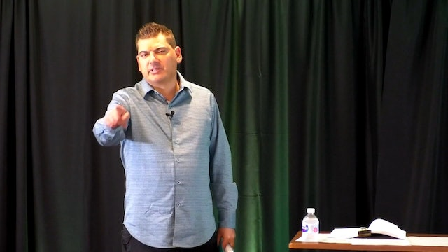 Accelerated Healing - Session 6 - John Proodian