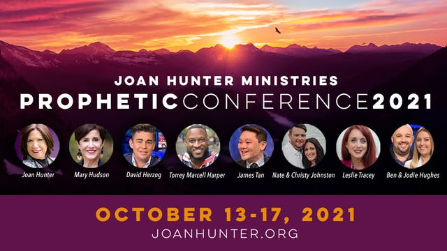 2021 Prophetic Conference LIVE - Oct. 13 - 17