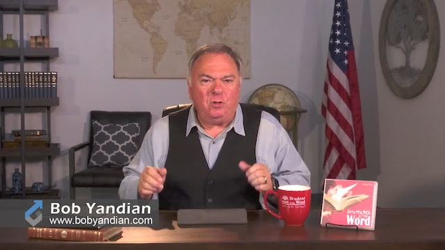 Episode 300-It Is Written-Part 2-Bob Yandian Ministries-Student of the Word