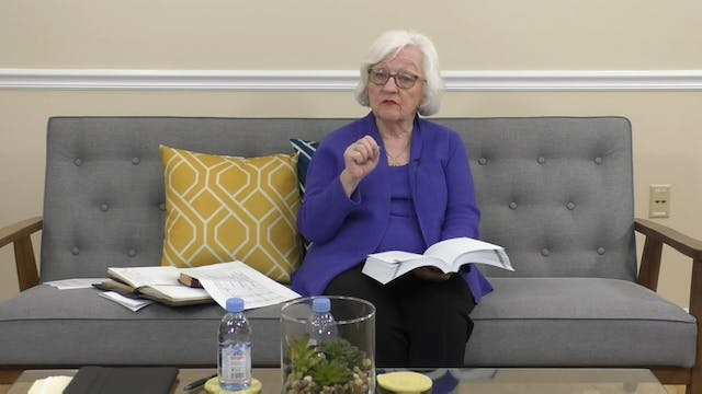 Prayers That Avail Much - Session 10 - Germaine Copeland
