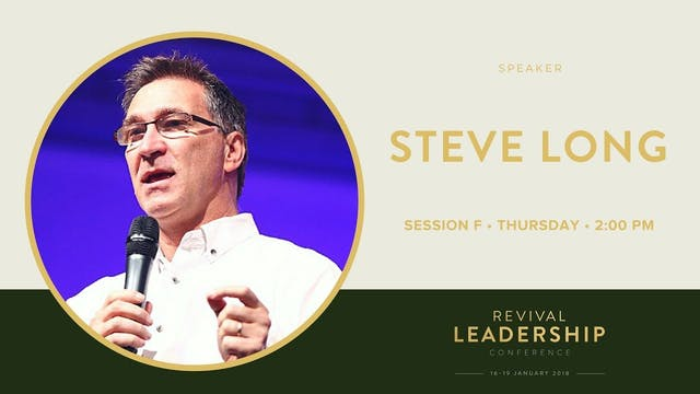 A Transformed Life - Steve Long (2018)