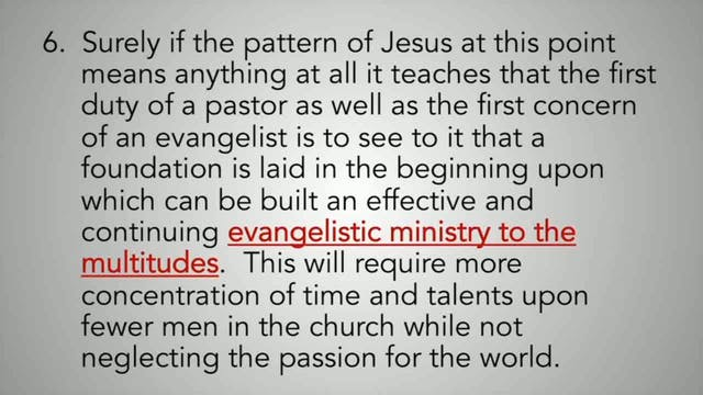 Creating A Culture Of Evangelism - Se...