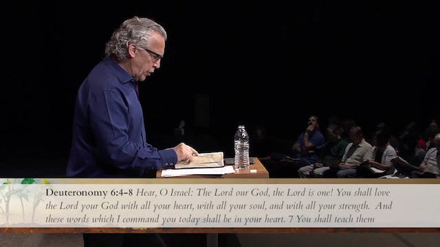 Strengthen Yourself In The Lord - Session 6 - Bill Johnson