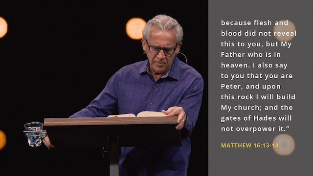 The Way of Life - Session 6 - Bill Johnson