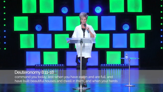 The Generous Life - Session 3 - Beth Jones