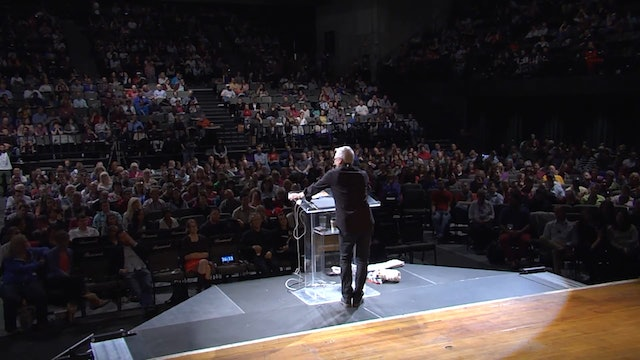 Authority to Heal - Session 1 - Randy Clark