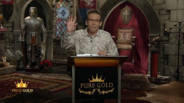 Pure Gold - Season 2: Session 8 - Steven Brooks