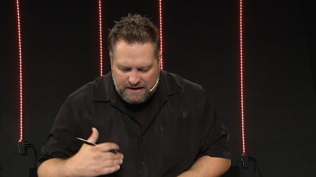 Session 6 - Ryan Johnson