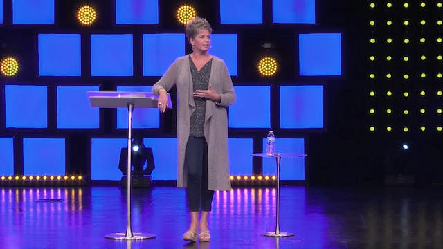 The Spirit Empowered Life - Session 5 - Beth Jones