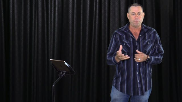 Redefining Rhema - Session 3 - Ed Delph & David Lake