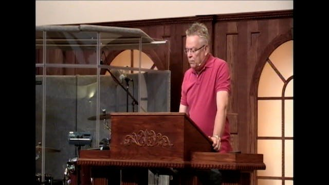 Authority to Heal - Session 5 - Randy...