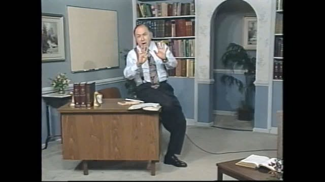 Names Of The Holy Spirit - Session 1 - Dr. Elmer Towns