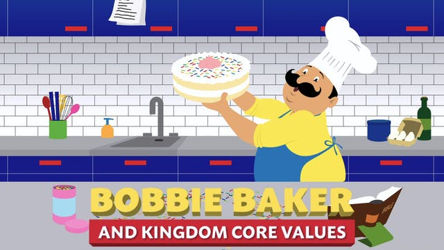 BOBBY BAKER LESSON 2 (CARTOON)