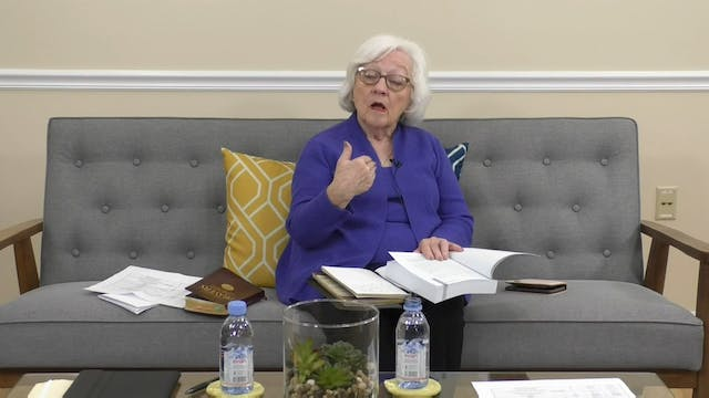 Prayers That Avail Much - Session 1 - Germaine Copeland