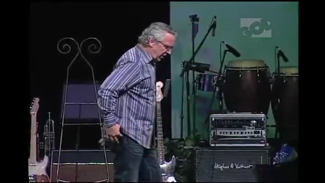 Bill Johnson - The Resting Place
