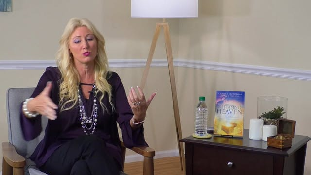 Releasing Heaven Masterclass - Interview with Candice Smithyman
