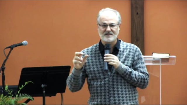 Walking in the Super Natural Life - The Moving of the Holy Spirit - James Goll