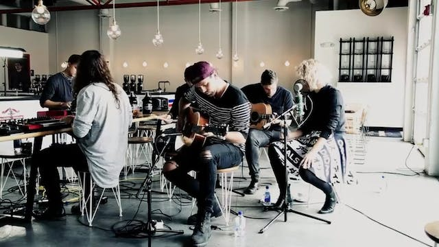Touch The Sky (Acoustic) - Hillsong