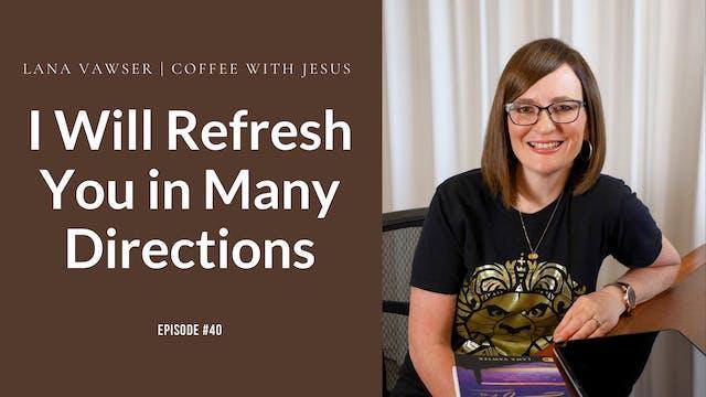 Coffee With Jesus #40 | Lana Vawser |...