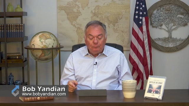 Episode 219-The Balance of Gifts and the Word-Part 4-Bob Yandian Ministries-Student of the Word