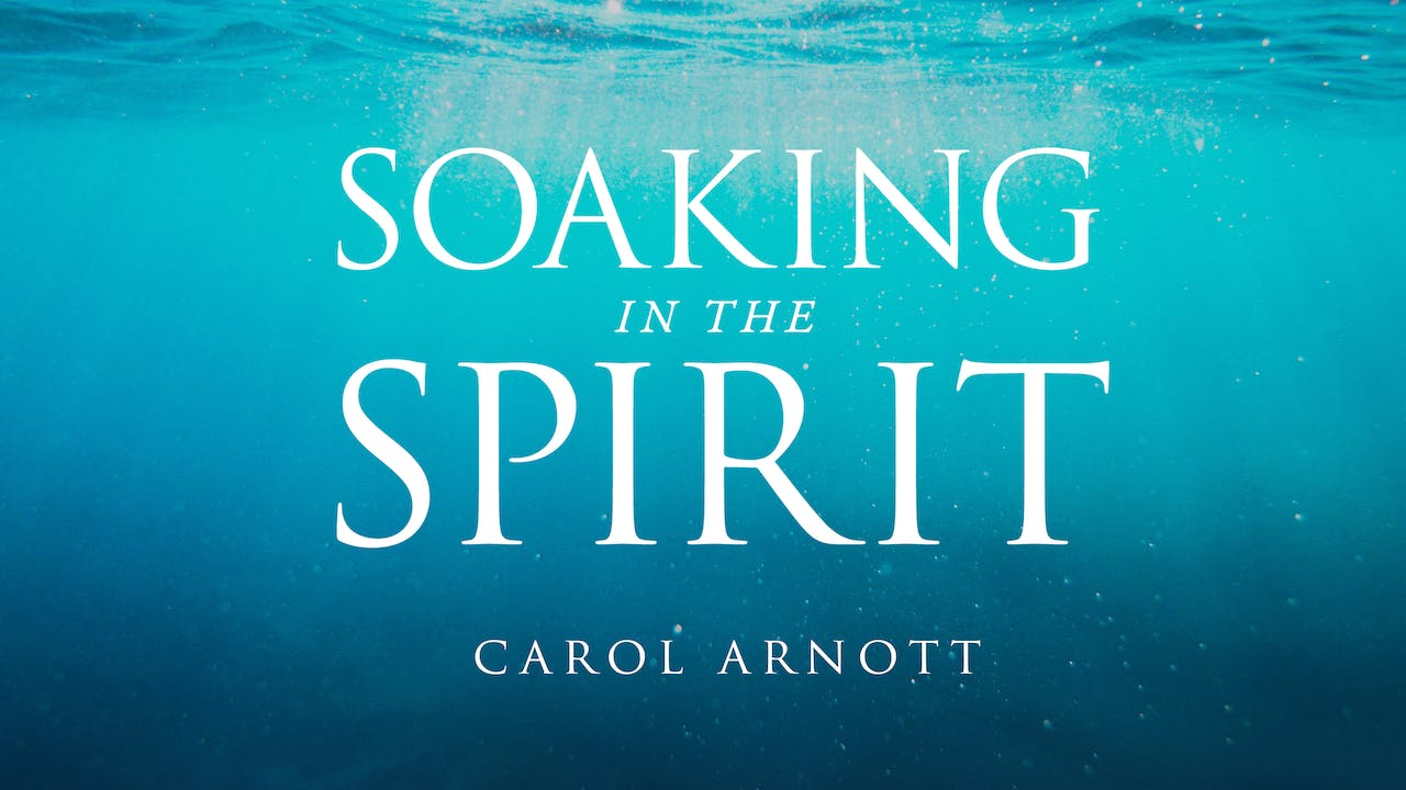 Soaking in the Spirit eCourse
