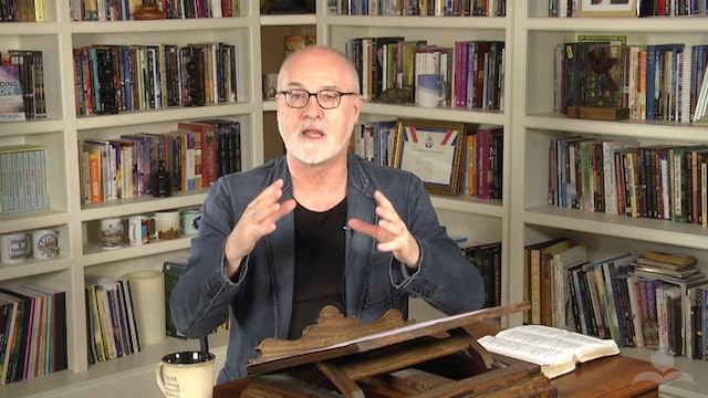 Hearing God's Voice Today - The Sound of Many Rushing Waters - James Goll