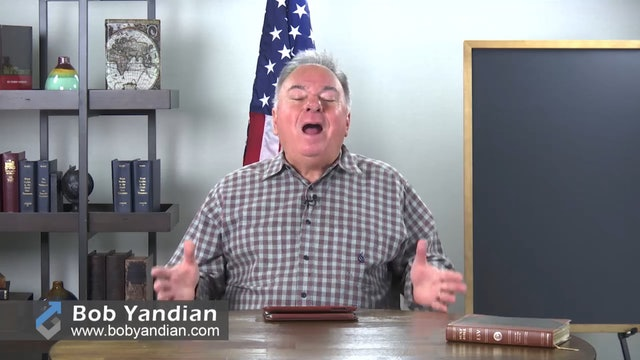 Episode 037-Victory In Adversity-Part 1-Bob Yandian Ministries-Student of the Word