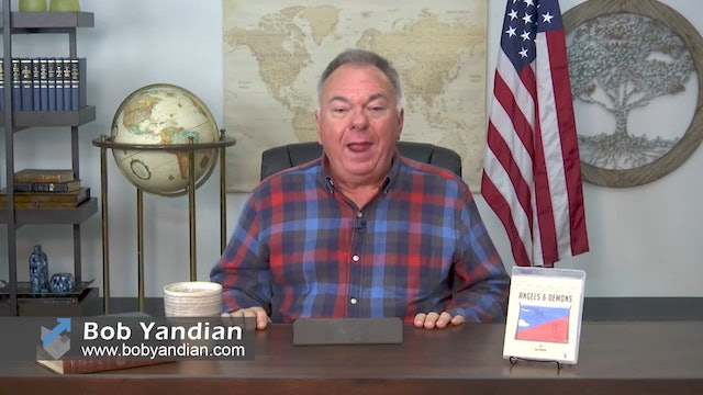 Episode 206-A Study of Angels-Part 1-Bob Yandian Ministries-Student of the Word