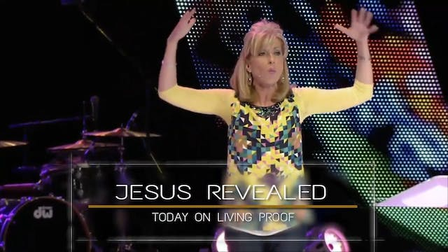 Beth Moore - Jesus Christ God Revealed