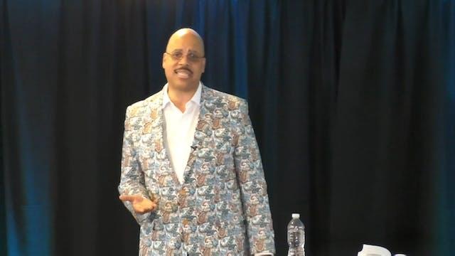 Supernaturally Prophetic Masterclass - Session 11 - John Veal
