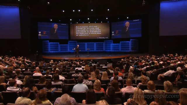 Dave Ramsey - Life. Money. Legacy. - Session 5 - Biblical Framework for Wealth