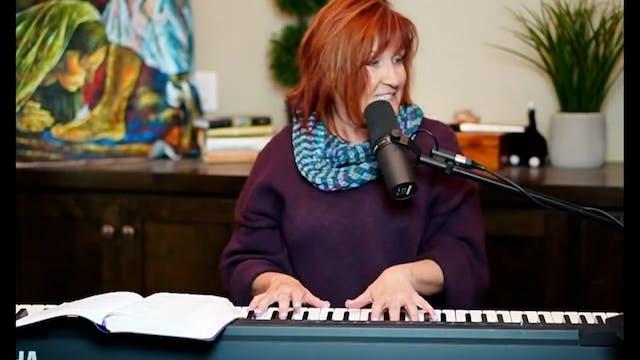 Julie Meyer Singing Over You