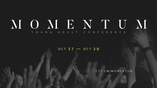 Momentum 2016 Session B - Worship - Benjamin Jackson & Shaloma Webb