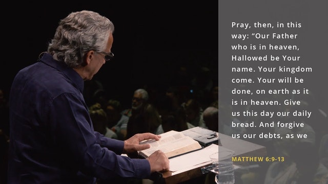 The Way of Life - Session 1 - Bill Johnson