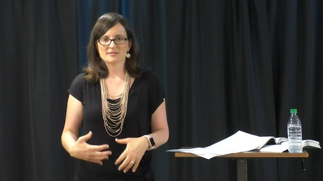 Prophetic Voice Of God - Session 7 - Lana Vawser