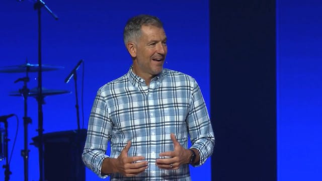John Bevere Morning Session - Victory...