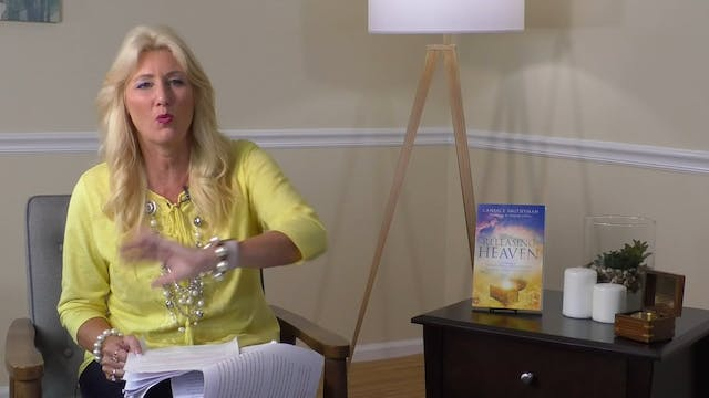 Releasing Heaven Masterclass - Session 12 - Angel Intervention
