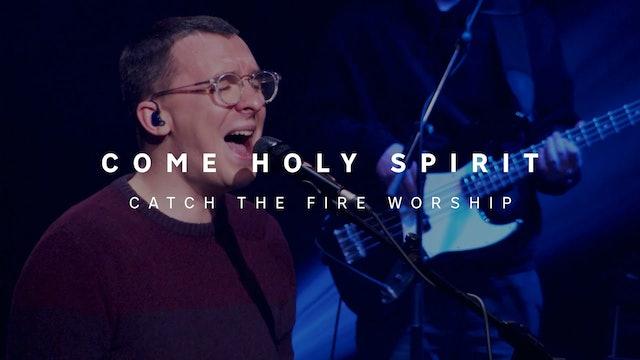 Come Holy Spirit - Jonathan Clarke